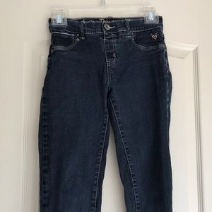 JUSTICE Girl's Jeans